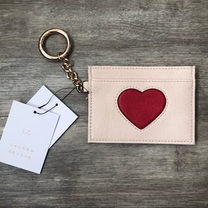 LC Lauren Conrad Key & Card Holder